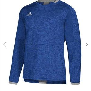 NEW ITEM Adidas Baseball long sleeves pullover sw.